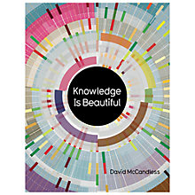 Buy Knowledge Is Beautiful Book Online at johnlewis.com