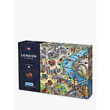 Buy Gibsons London Landmarks Jigsaw Puzzle, 1000 Pieces Online at johnlewis.com