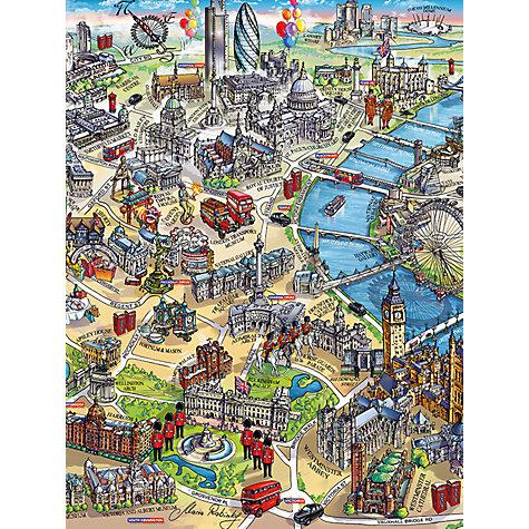 Buy gibsons london landmarks jigsaw puzzle 1000 pieces john lewis buy gibsons london landmarks jigsaw puzzle 1000 pieces online at johnlewis gumiabroncs Gallery