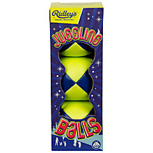 Buy Ridley's Juggling Balls Online at johnlewis.com
