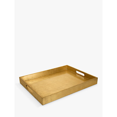 Buy John Lewis Lacquer Rectangle Tray Online at johnlewis.com