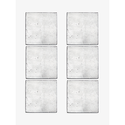 John Lewis & Partners Lacquer Coasters, Set of 6