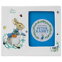 Buy Beatrix Potter Peter Rabbit Photo Frame Online at johnlewis.com