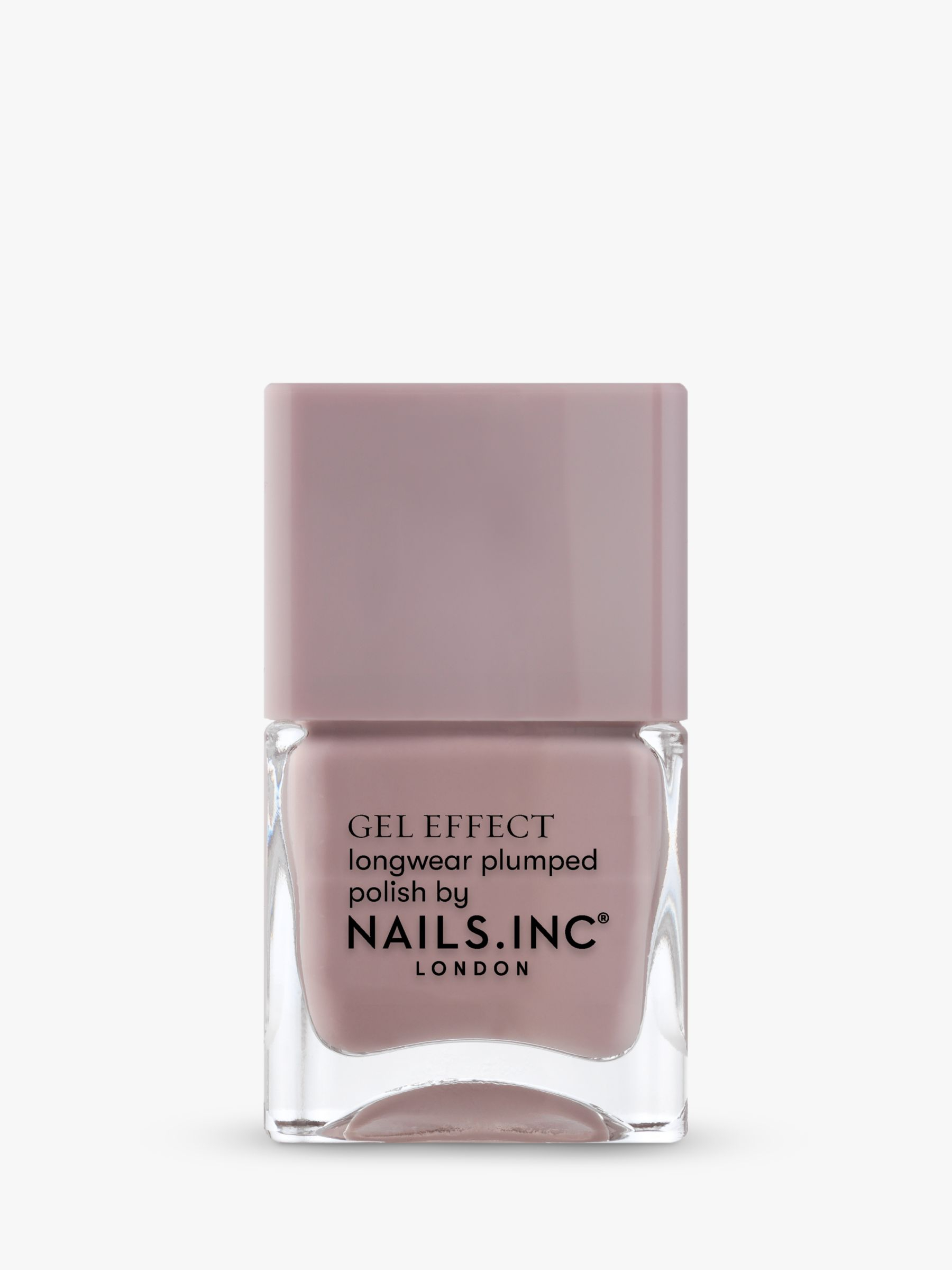 Nails Inc Gel Effect Nail Polish, 14ml, Porchester Square