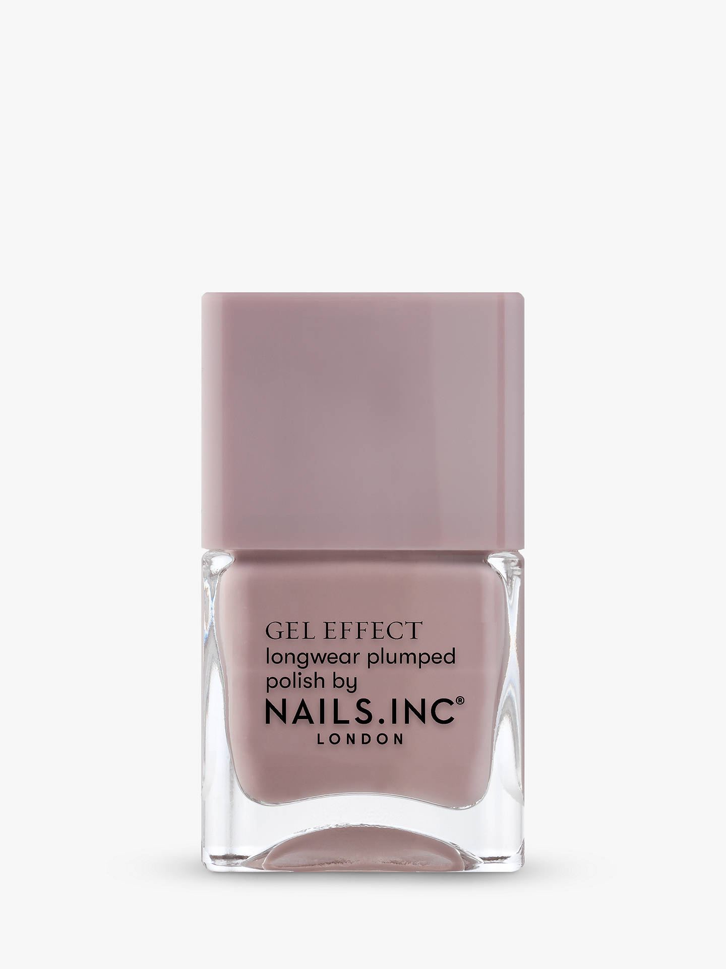 BuyNails Inc Gel Effect Nail Polish, 14ml, Porchester Square Online at johnlewis.com