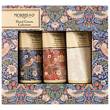 Buy Heathcote & Ivory Morris & Co Strawberry Thief Hand Cream Collection Online at johnlewis.com