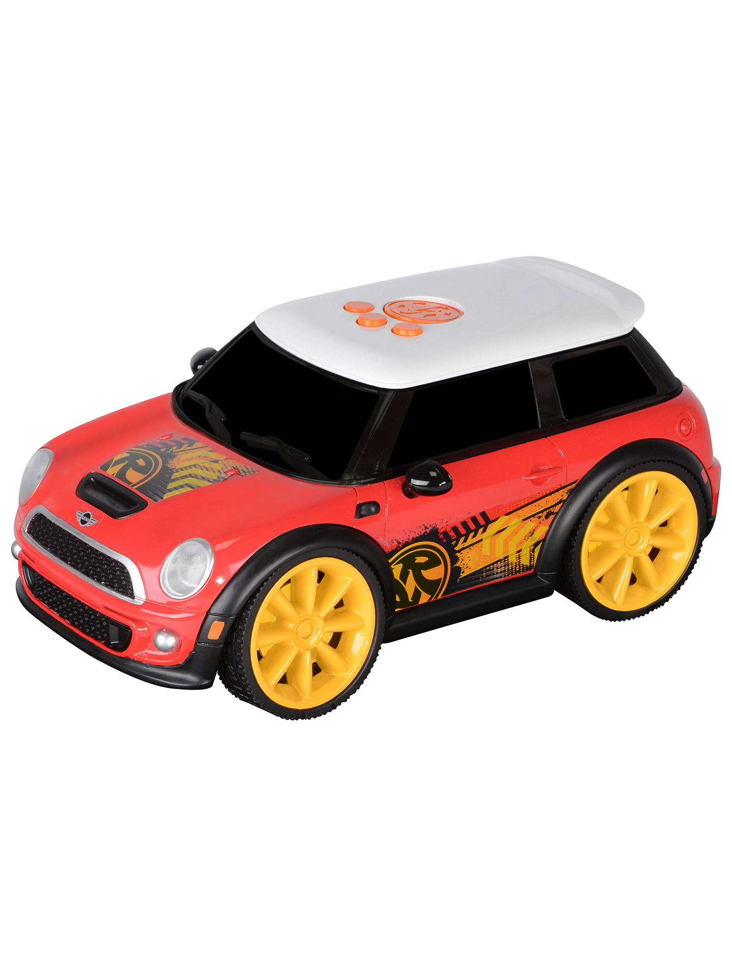 Toy State Lights and Sounds Mini Cooper S Dancing Car