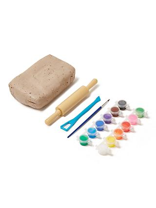 John Lewis & Partners Paint Your Own Pottery Set