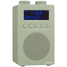 Buy John Lewis Spectrum Solo DAB+/FM Digital Radio Online at johnlewis.com