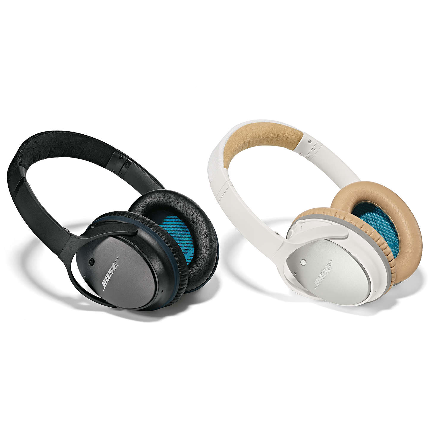 BuyBose® QuietComfort® Noise Cancelling® QC25 Over-Ear Headphones for Android/ Samsung Devices, Black Online at johnlewis.com