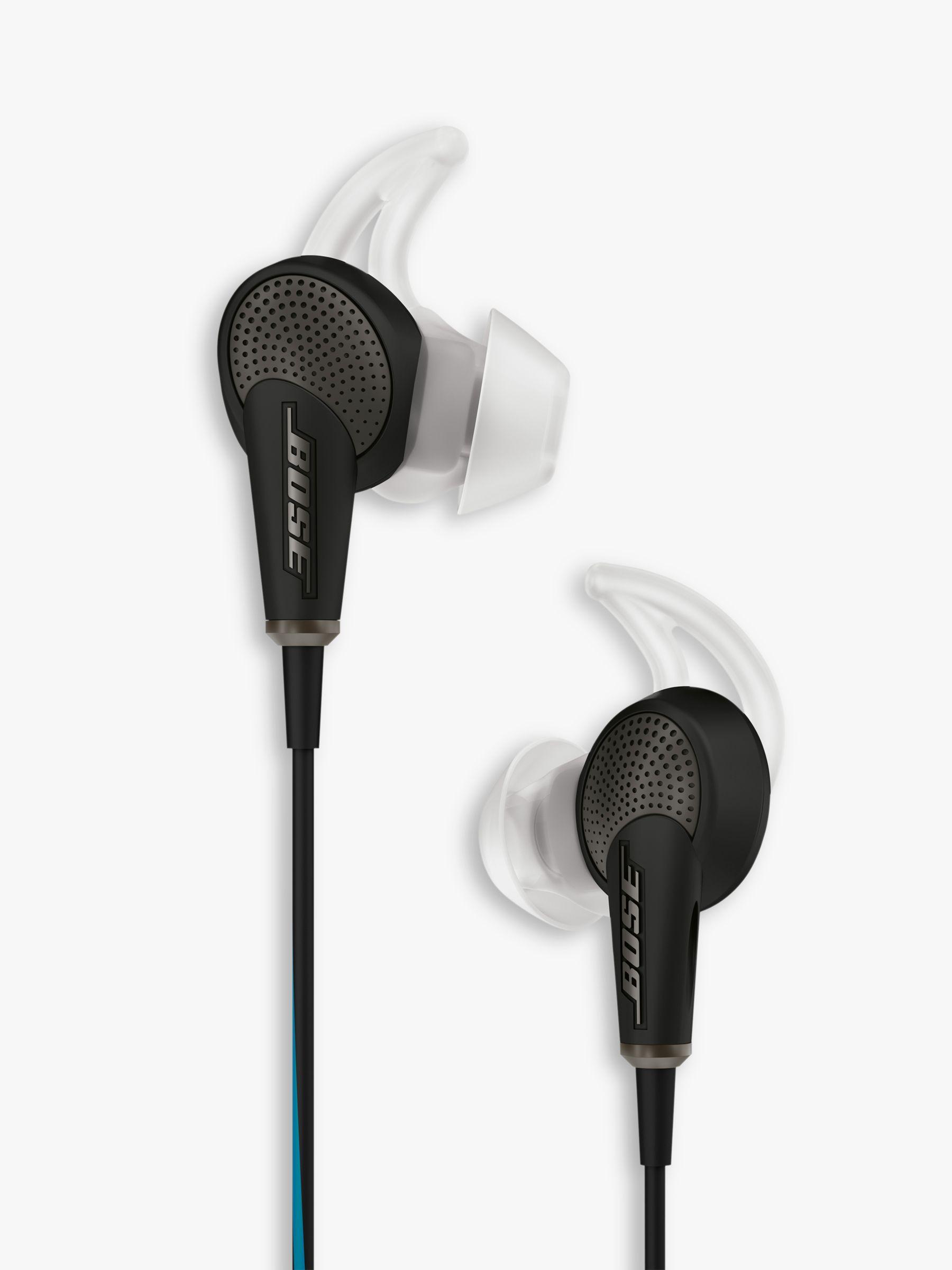 bose quiet fort noise cancelling qc20 acoustic in ear Bose AirPlay buybose quiet fort noise cancelling qc20 acoustic in ear headphones for samsung and