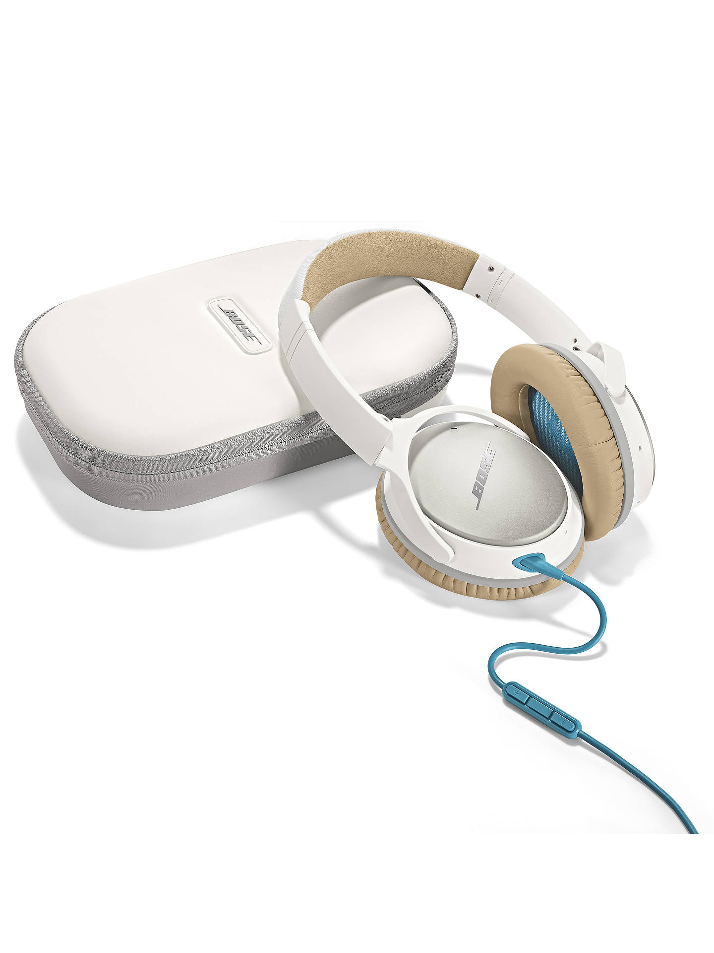 bb9788b5fa9 ... Buy Bose® QuietComfort® Noise Cancelling® QC25 Over-Ear Headphones for  Android/ ...