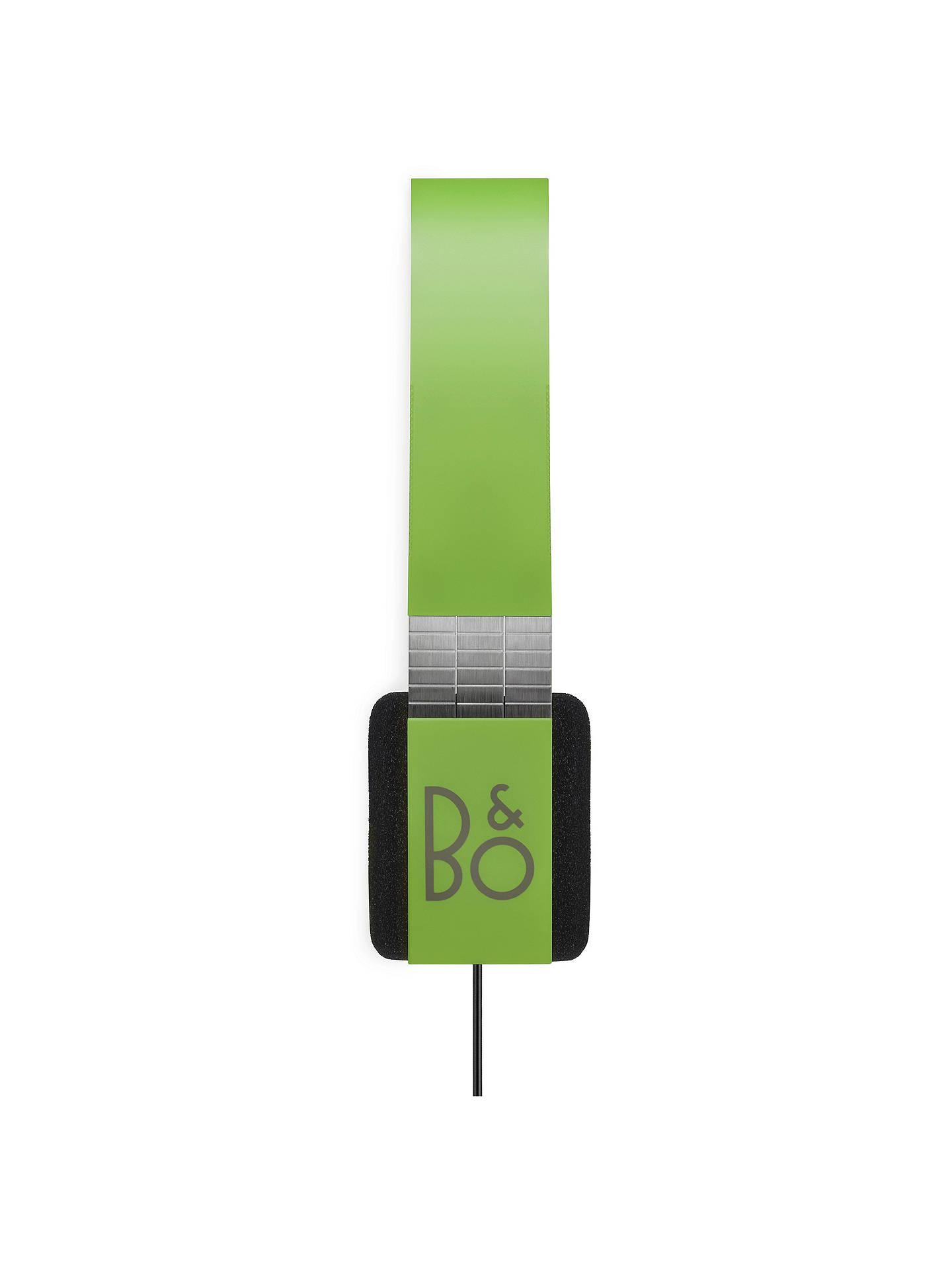 Buy Bang & Olufsen Beoplay Form 2i On-Ear Headphones with Mic/Remote, Green Online at johnlewis.com