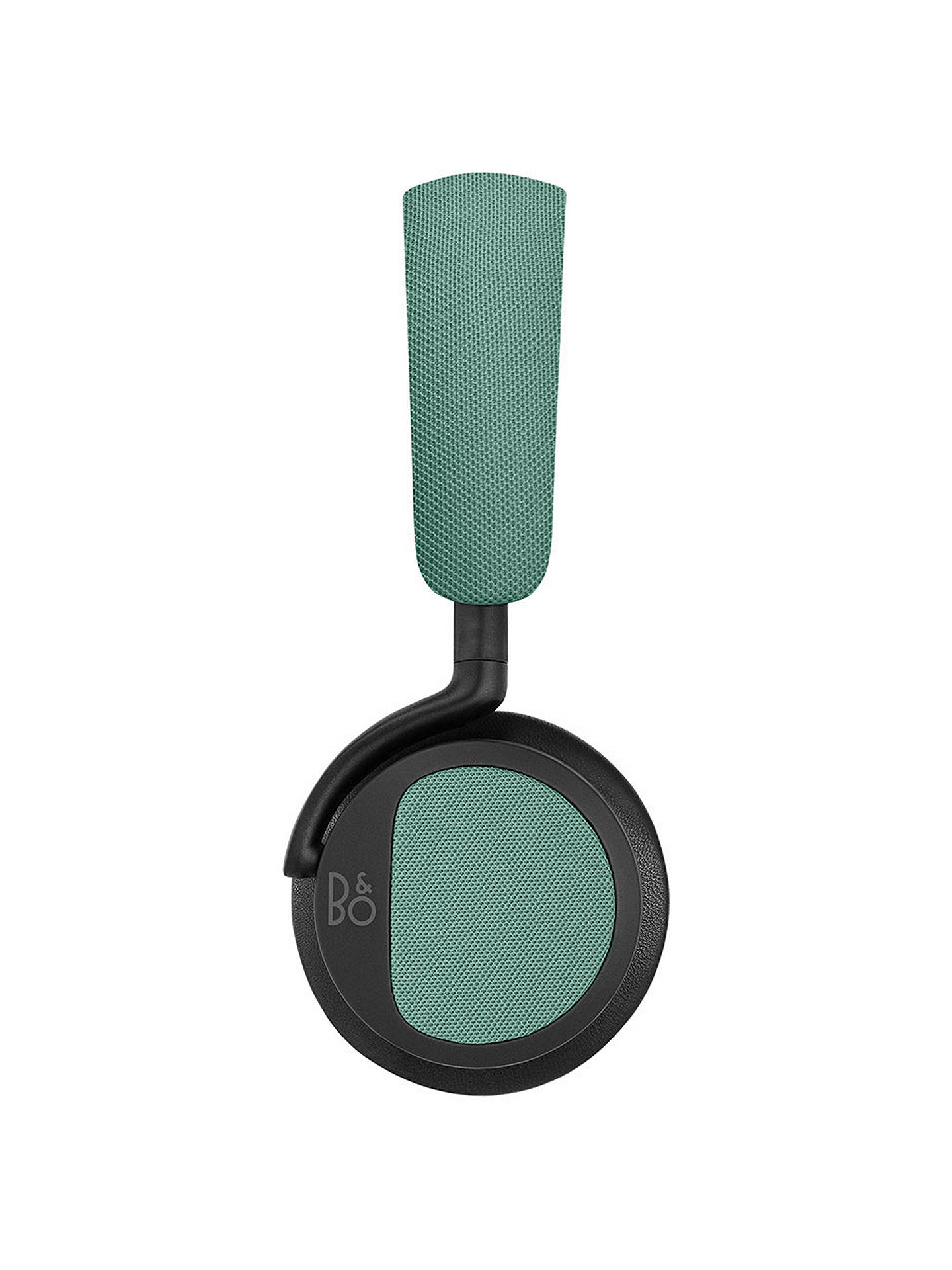 Buy Bang & Olufsen Beoplay H2 On-Ear Headphones with Mic/Remote, Feldspar Green Online at johnlewis.com
