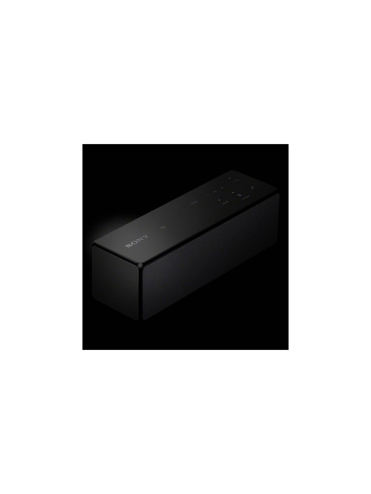 sony srs x33 bluetooth speaker