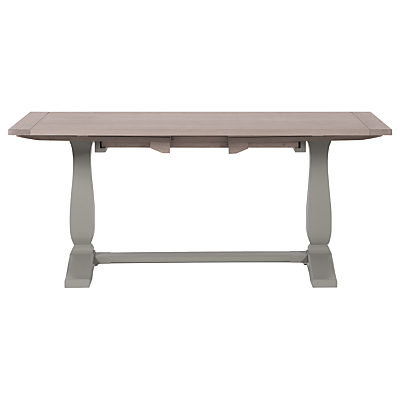 Neptune Harrogate 170-260cm Extending Oak Dining Table, Fog