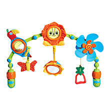 Buy Tiny Love Musical Nature Pals Pushchair Toys Arch Online at johnlewis.com