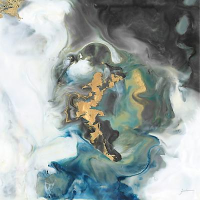 Ferdos Maleki – The Journey, 120 x 120cm