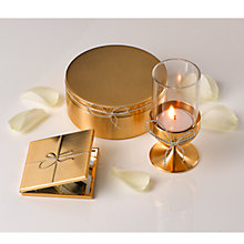 Buy Vera Wang for Wedgwood Love Knots Gold Collection Online at johnlewis.com