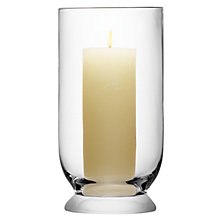 Buy LSA International Terrace Storm Lantern, 30cm Online at johnlewis.com