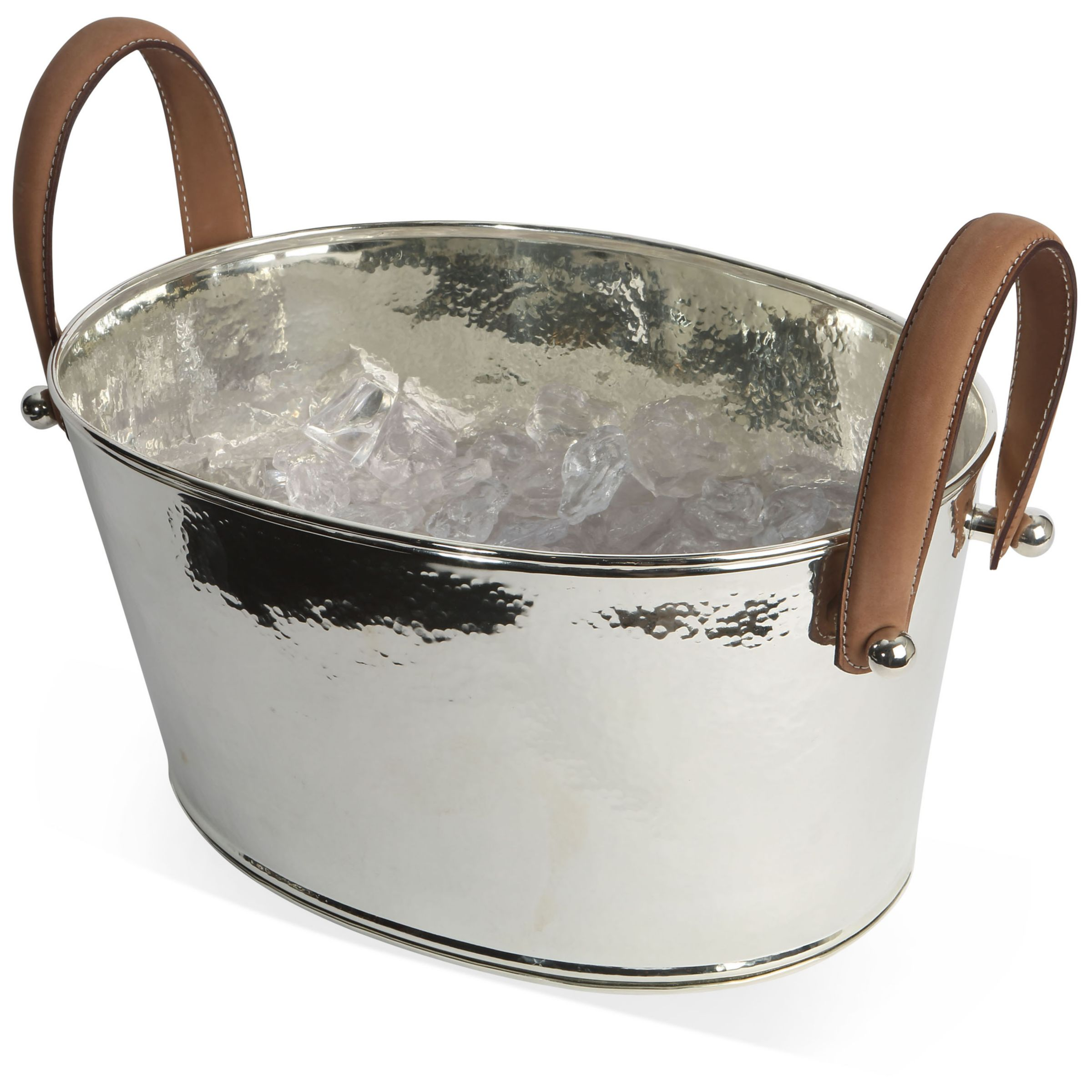 Culinary Concepts Culinary Concepts Half Champagne Bath Hammered