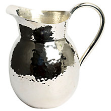Buy Culinary Concepts Palace Hammered Jug, Medium Online at johnlewis.com