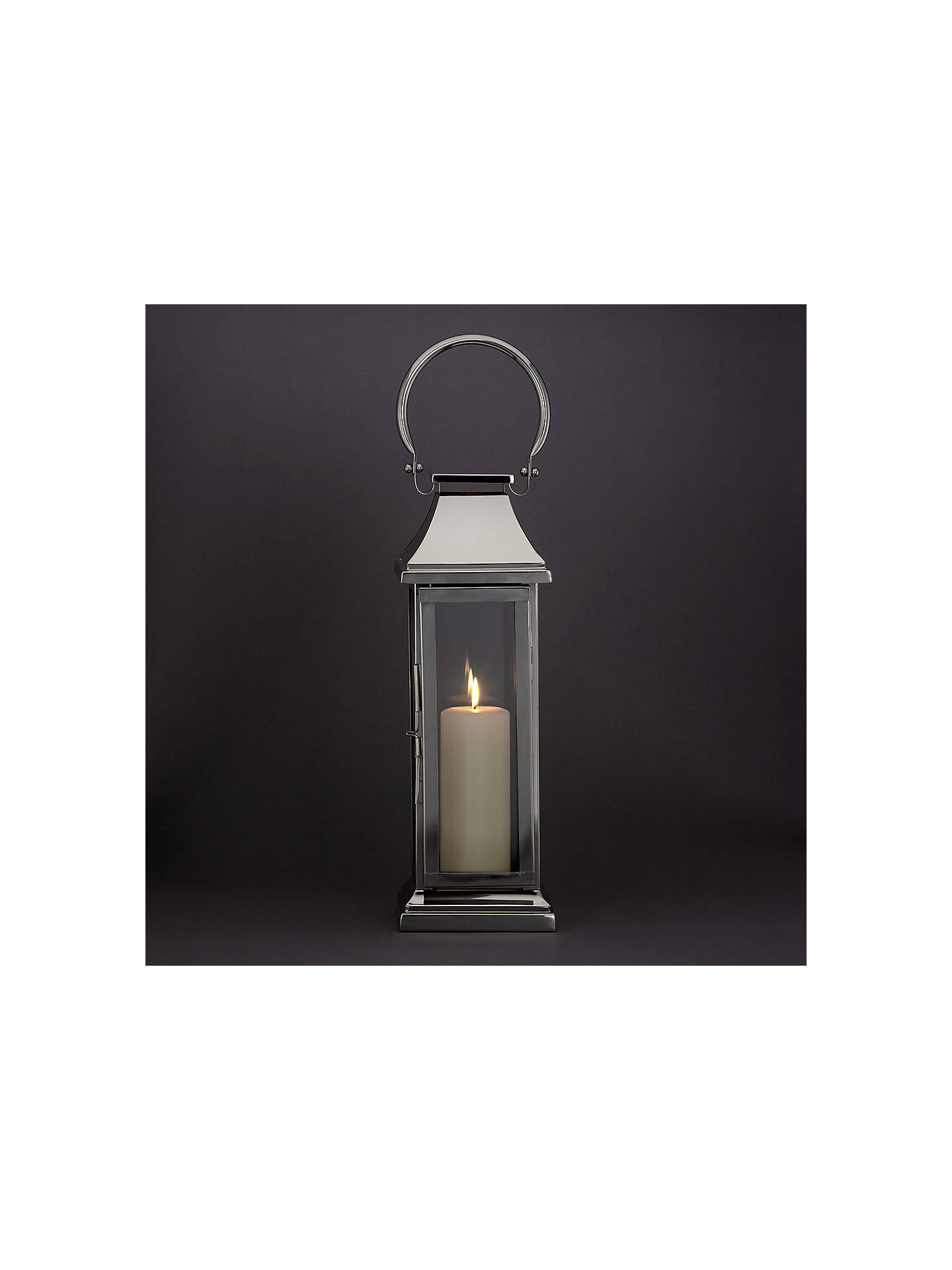 Buy Culinary Concepts Station Lantern, Large Online at johnlewis.com