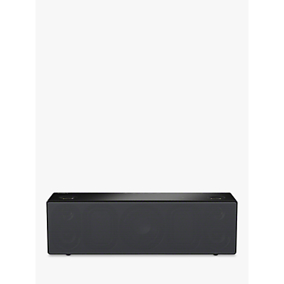 Sony SRS-X99 Multiroom Wireless Bluetooth NFC Wi-Fi Airplay 2.1 Channel Speaker with High Resolution Audio & Intuitive Handling