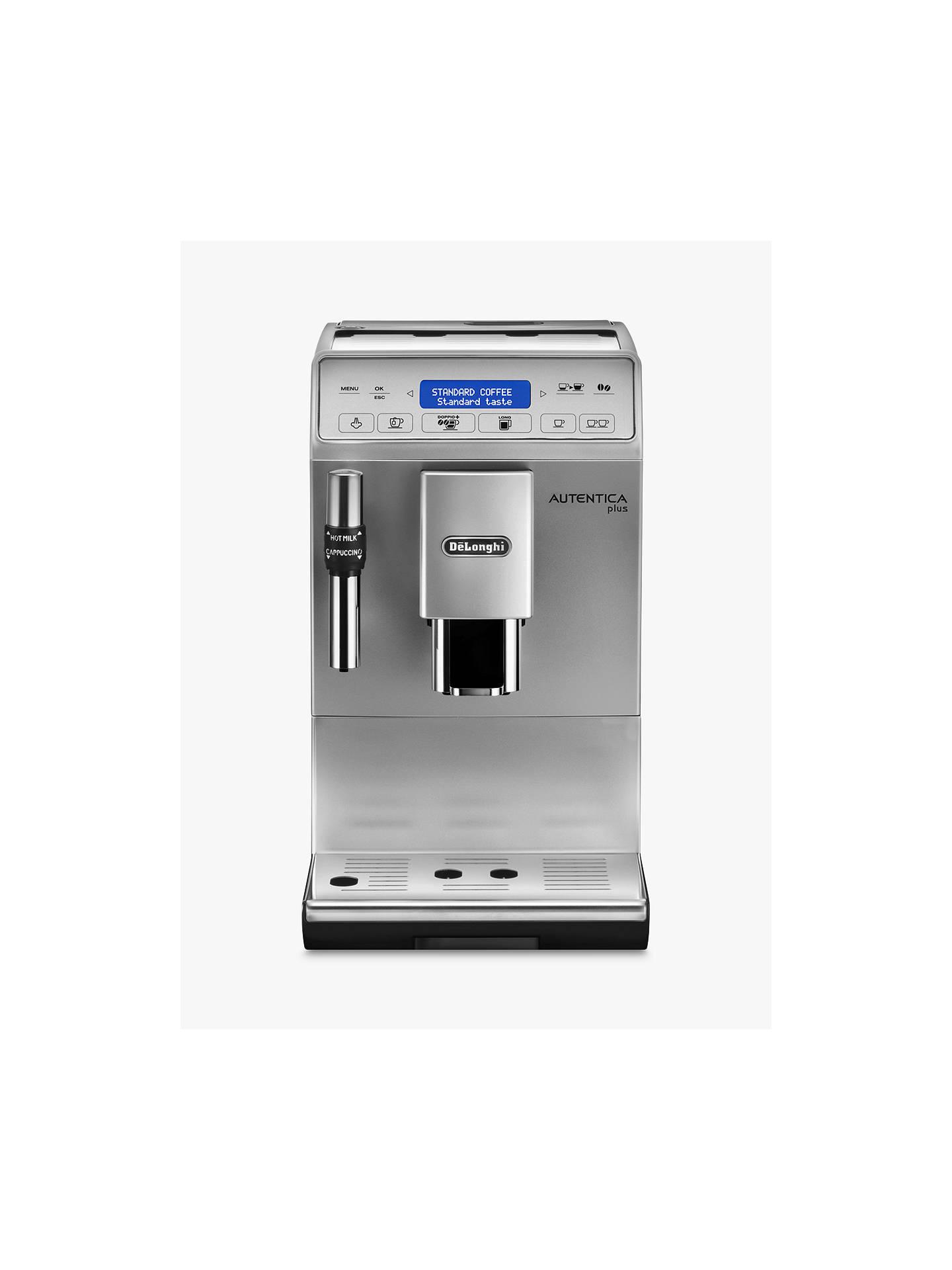 df6123cef6b De'Longhi Autentica Plus ETAM 29.620.SB Bean-to-Cup Coffee Maker ...