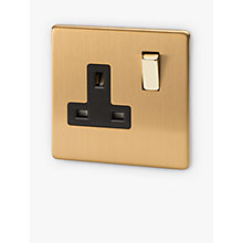 Buy Varilight 1 Gang Socket Online at johnlewis.com