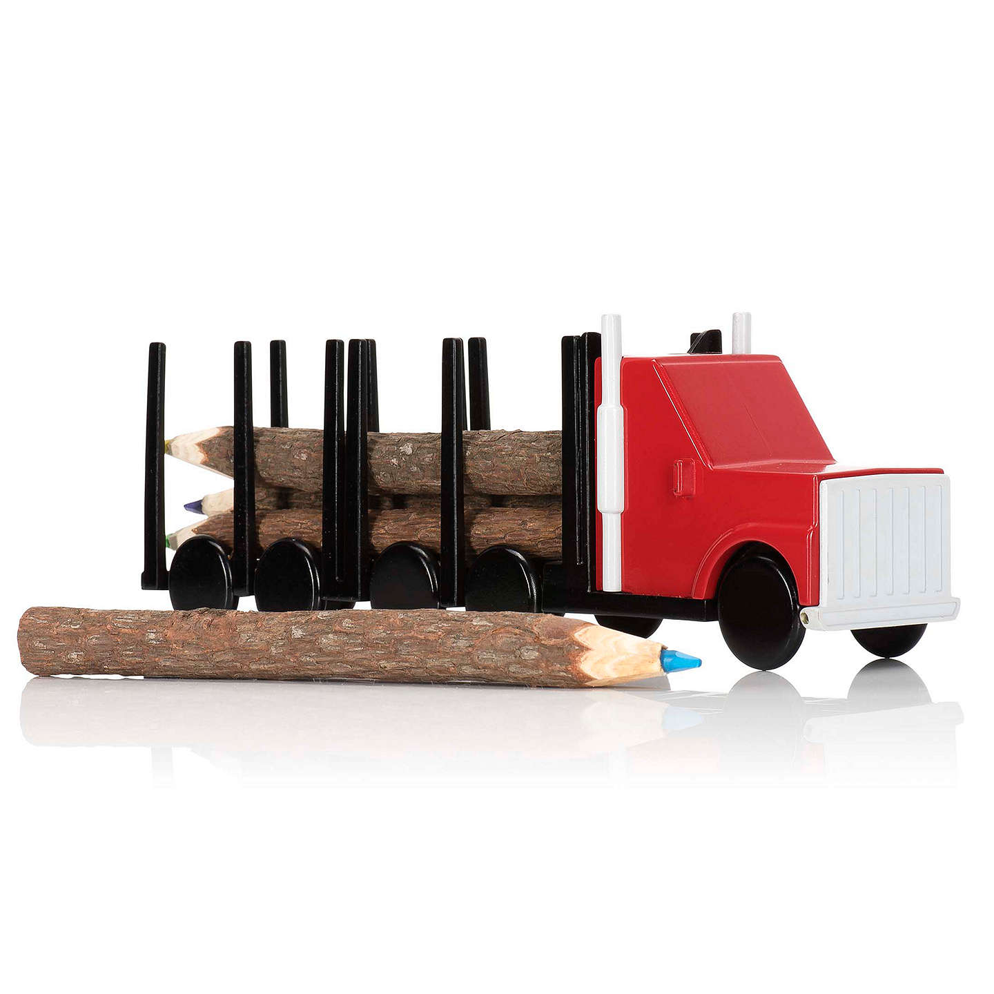 BuyNatural Products Log Pencil Truck Online at johnlewis.com