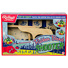 Buy Ridley's Rubber Band Shooter Online at johnlewis.com