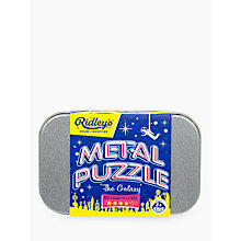 Buy Ridley's Metal Puzzle Online at johnlewis.com