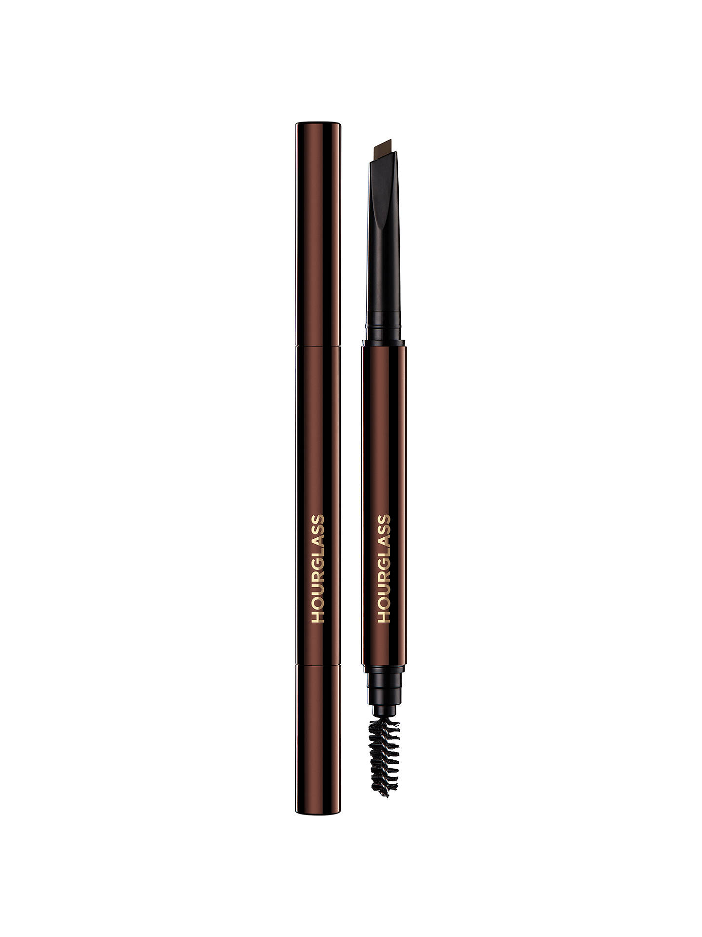 BuyHourglass Arch Brow Sculpting Pencil, Warm Brunette Online at johnlewis.com