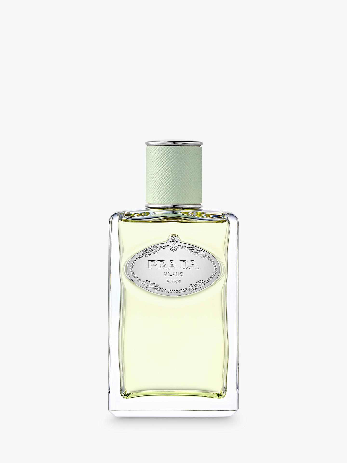 8f4be6b5 Prada Les Infusions de Prada Iris Eau de Parfum at John Lewis & Partners