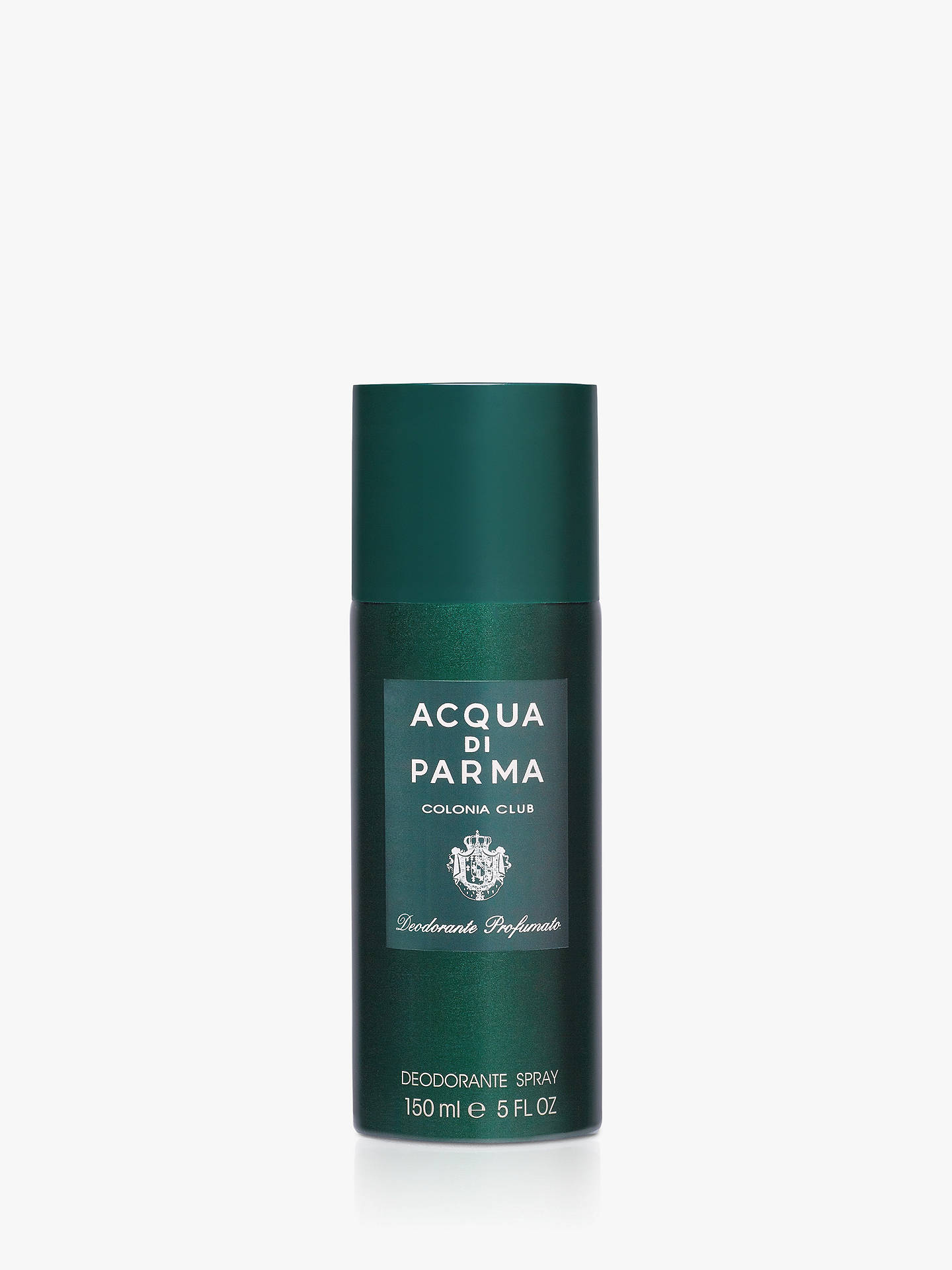 Buy Acqua di Parma Colonia Club Deodorant Spray, 150ml Online at johnlewis.com
