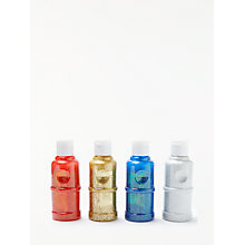 Buy John Lewis Glitter Paint Online at johnlewis.com