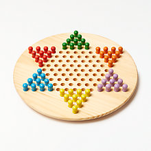 Buy John Lewis Chinese Chequers Game Online at johnlewis.com