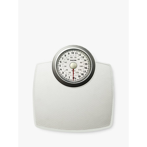 Buy Salter Classic Mechanical Bathroom Scale John Lewis