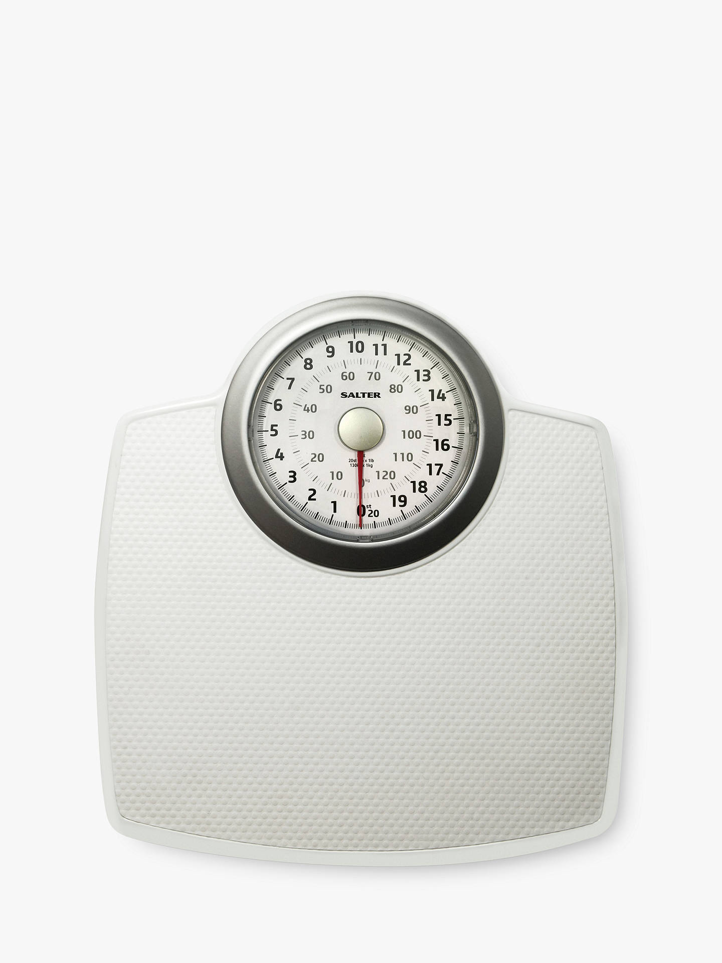 Salter Classic Mechanical Bathroom Scale At John Lewis Partners