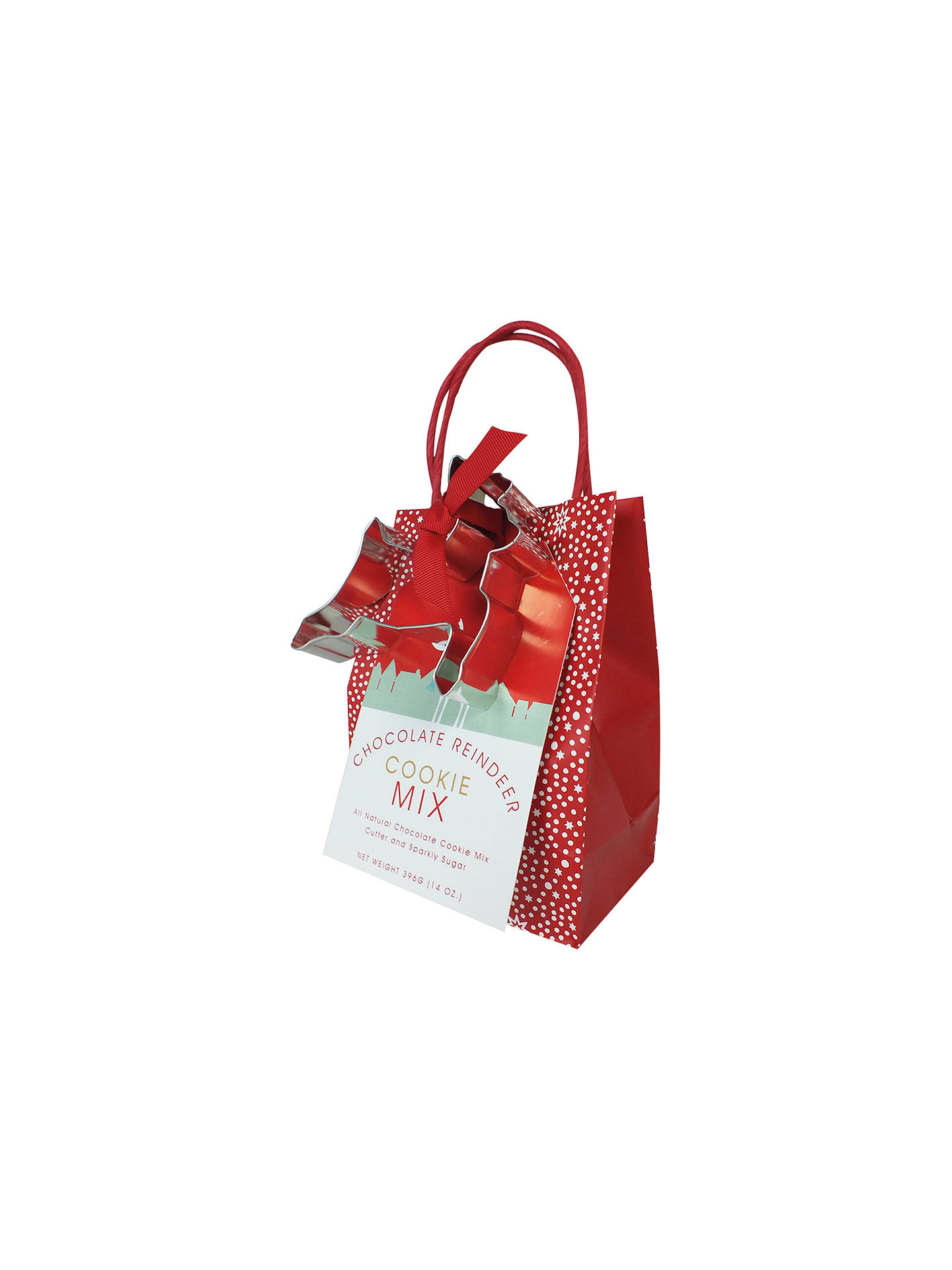 Buy Create A Treat Chocolate Reindeer Cookie Mix Online at johnlewis.com