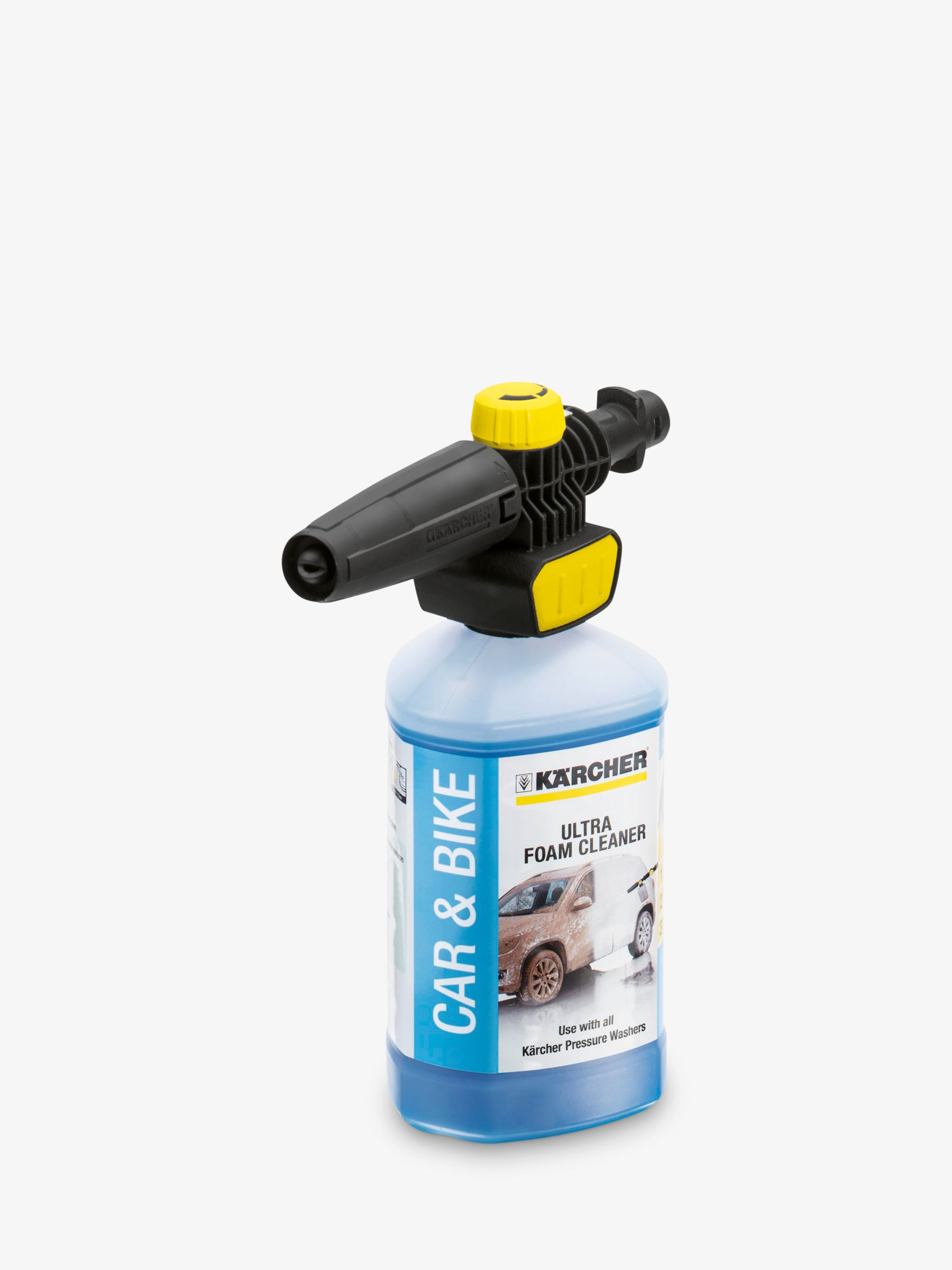 Karcher Kärcher FJ10 Connect 'n' Clean Foam Jet & Car Shampoo Kit