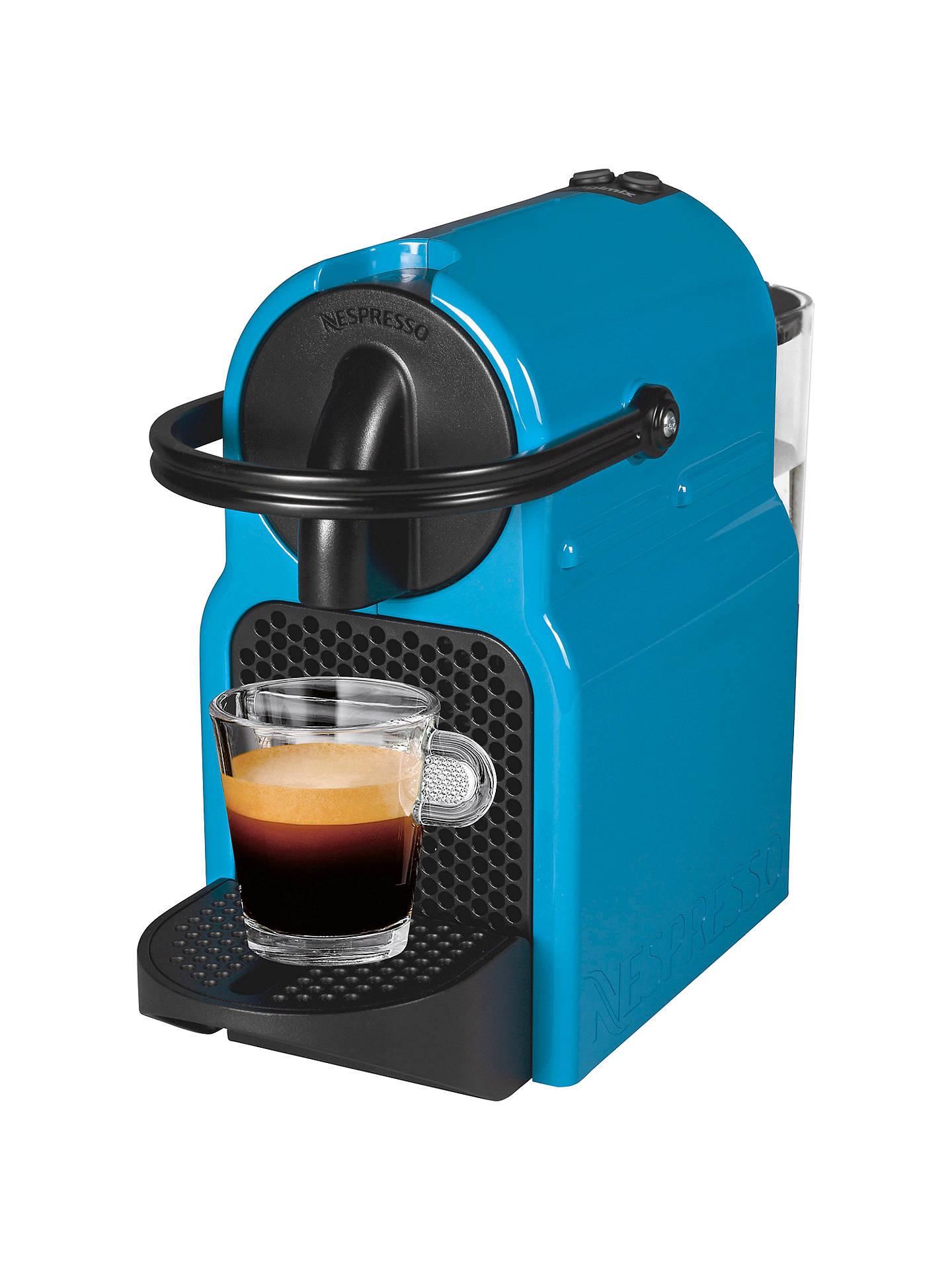 Magimix Nespresso 11356 Inissia Coffee Machine, Pacific ...