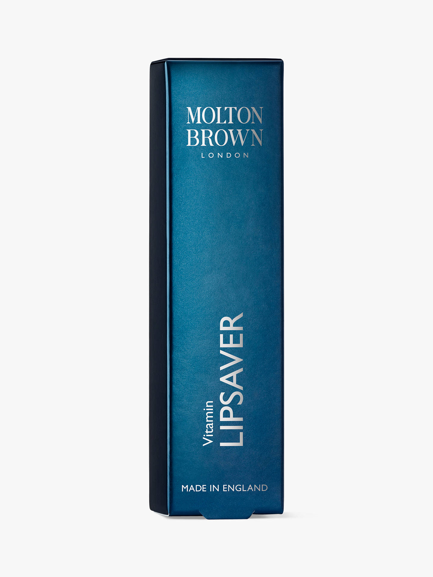 Buy Molton Brown Men's Protecting Vitamin Lipsaver, 10ml Online at johnlewis.com
