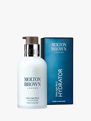 Molton Brown Men's Ultra Light Bai Ji Hydrator Moisturiser, 100ml