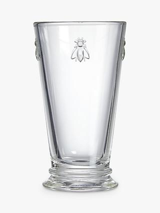La Rochère Bee Long Drink Tapered Glass, Set of 6, Clear