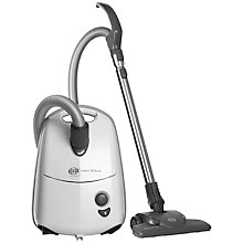 Buy Sebo 91602GB Airbelt E1 Excel Vacuum Cleaner, White + FREE bag Online at johnlewis.com