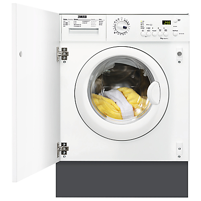 Zanussi ZWI71201WA Integrated Washing Machine, 7kg Load, A++ Energy Rating, 1200rpm Spin, White Review thumbnail