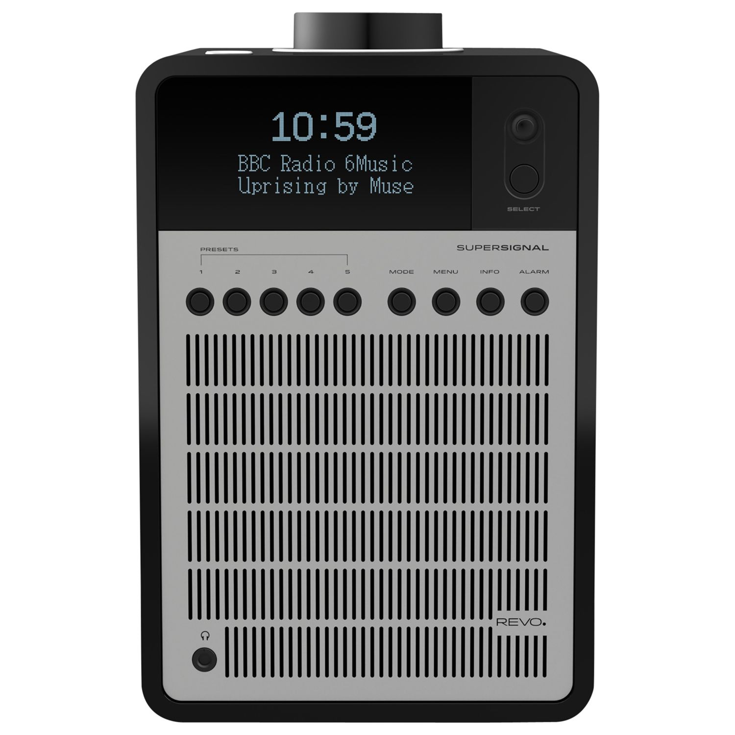 Revo Revo SuperSignal DAB/FM Bluetooth Radio