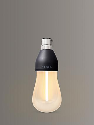 Plumen 5W BC Eco LED Decorative Bulb, White